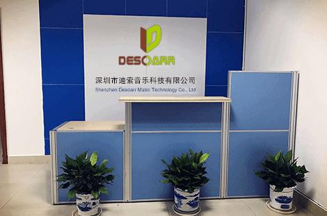 迪索音樂科技有限公司